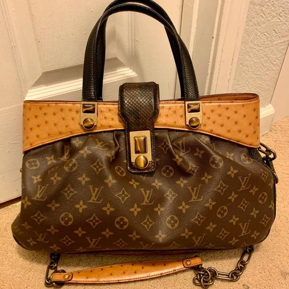 Louis Vuitton Handbags - Authentic Louis Vuitton Oskar waltz limited ed
